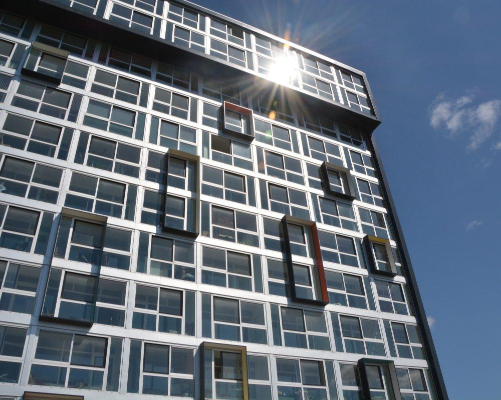 totalrenovering af almen boligbebyggelse i Aalborg